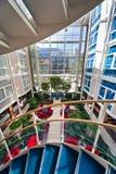 hotelowy wnętrze Fotografia Royalty Free
