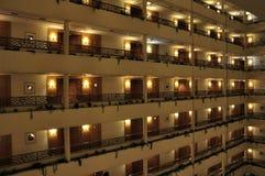 Hotelowy wnętrze Zdjęcie Stock