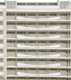 Hotelpatroon Stock Afbeelding