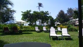 Hotelpool stock foto's