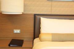 Hotelroom Royalty-vrije Stock Afbeelding