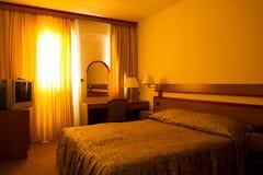 hotelroom 免版税库存图片