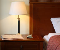 Hotelruimte royalty-vrije stock foto's