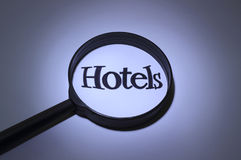 Hotels Royalty Free Stock Image