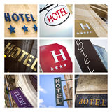 Hotels Stock Images