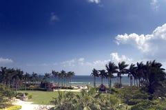 Hotels voor een Vakantie Royalty-vrije Stock Afbeeldingen