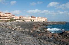 Hotelscenery Of Fuerteventura Stock Image