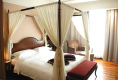 Hotelsuite Lizenzfreies Stockbild
