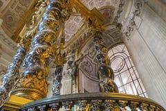 Hotelu des Invalides, Paryż, Francja Obraz Royalty Free
