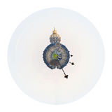 Hotelu des Invalides w Paryż Fotografia Royalty Free