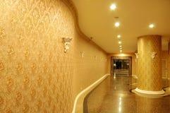 hotelu lobby Zdjęcia Stock