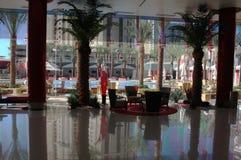 hotelu lobby Obrazy Stock