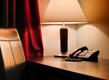 hotelu stół s Fotografia Stock