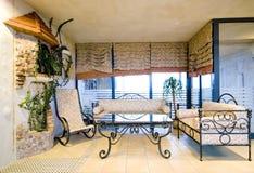 Hotelvorhalle Lizenzfreie Stockfotos