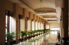 Hotelvorhalle Lizenzfreie Stockfotografie