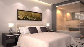 Hotelzaal Royalty-vrije Stock Afbeeldingen
