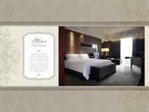 Hotelzaal royalty-vrije stock foto