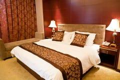 Hotelzimmer Lizenzfreies Stockbild