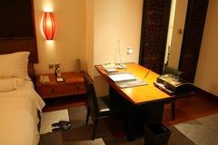Hotelzimmer 2 Stockbild