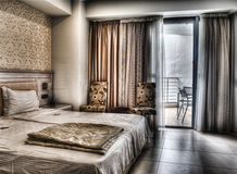 Hotelzimmer Lizenzfreie Stockfotos