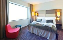 Hotelzimmer Stockfotos