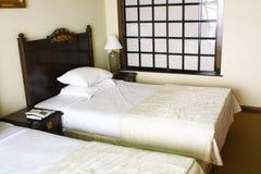 Hotelzimmer Lizenzfreies Stockfoto