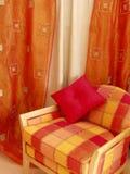 Hotelzimmer-Stuhl 02 Stockfotos