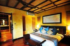 Hotelzimmer in Thailand Lizenzfreies Stockbild
