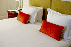 Hotelzimmerdetail Stockfotografie