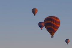 Hotfire balloons festival, cappadocia, turkey, kappadokya Stock Photos