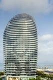Hotéis da ilha de Phoenix, Sanya Foto de Stock