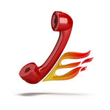 Hotline Stock Photography