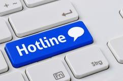 Hotline Stockfotografie