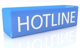 Hotline Stock Photography