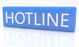 Hotline Stock Image