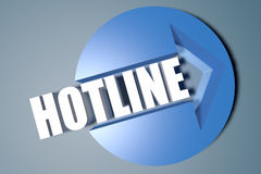 Hotline Stock Images