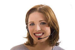 Hotline - How can I help you? Stock Photography