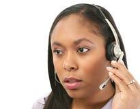Hotline Hulp Stock Afbeelding
