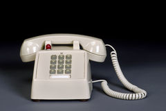 Hotline Touch Pad Phone. Royalty Free Stock Photography