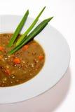 Hotpot da lentilha Foto de Stock