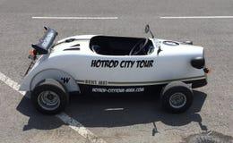 Hotrod市游览 免版税库存图片