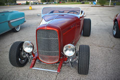 Hotrod classic car Royalty Free Stock Photo