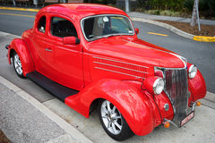 Hotrod de Ford Foto de archivo