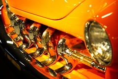 HotRod Grill Royalty Free Stock Photography