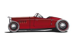 Hotrod, illustrazione Immagine Stock