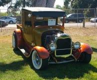 Hotrod-LKW Modesto-Autoshow Stockbilder