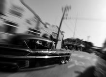 hotrod street Στοκ Εικόνες
