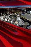 hotrod supercharged Стоковое Изображение