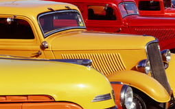Hotrods Royalty-vrije Stock Foto's