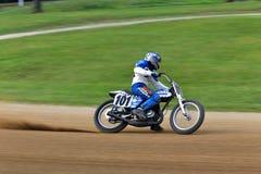 Hotshoe racing bike Royalty Free Stock Photos